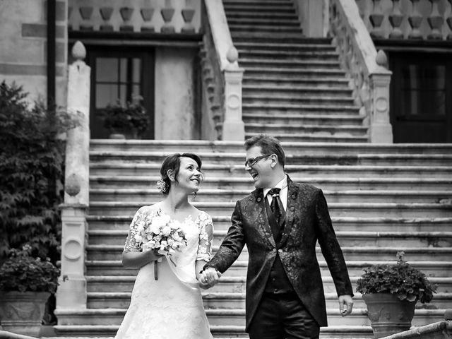 Il matrimonio di Alessandro e Federica a Cison di Valmarino, Treviso 37