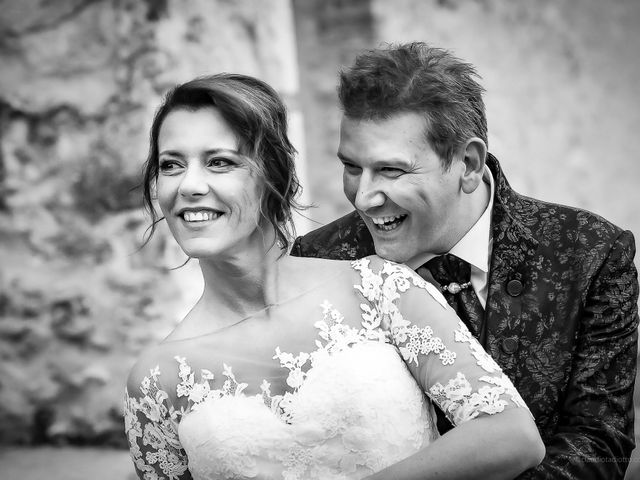 Il matrimonio di Alessandro e Federica a Cison di Valmarino, Treviso 39