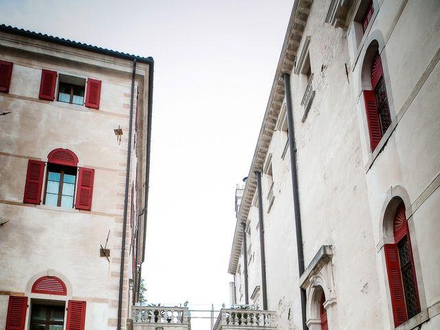 Il matrimonio di Alessandro e Federica a Cison di Valmarino, Treviso 41