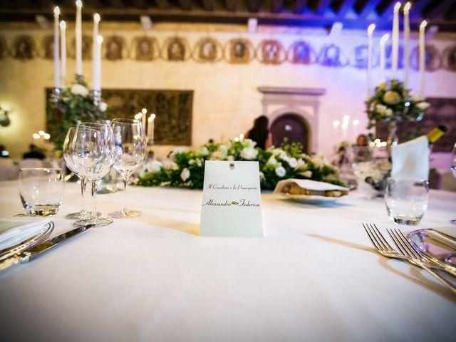 Il matrimonio di Alessandro e Federica a Cison di Valmarino, Treviso 43