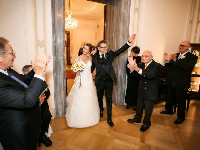 Il matrimonio di Alessandro e Federica a Cison di Valmarino, Treviso 44