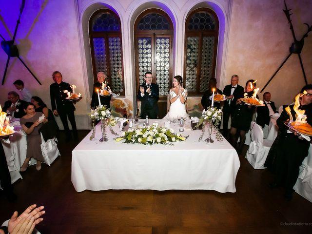 Il matrimonio di Alessandro e Federica a Cison di Valmarino, Treviso 47