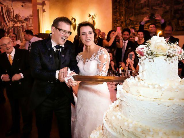 Il matrimonio di Alessandro e Federica a Cison di Valmarino, Treviso 48