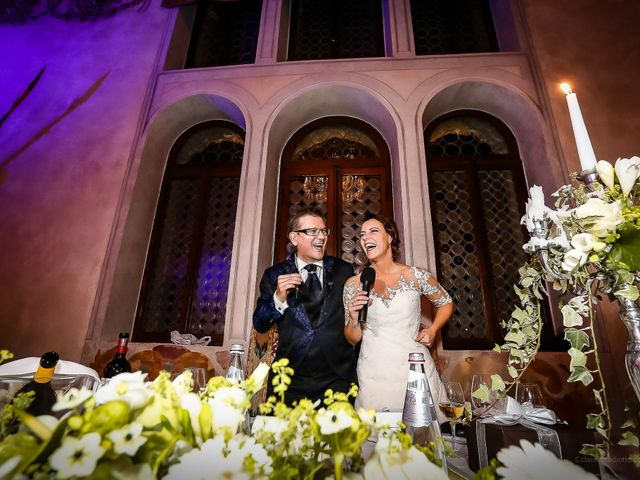 Il matrimonio di Alessandro e Federica a Cison di Valmarino, Treviso 53