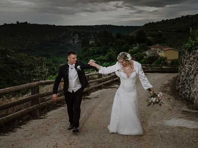 Il matrimonio di Alessio e Giuliana a Ferla, Siracusa 3