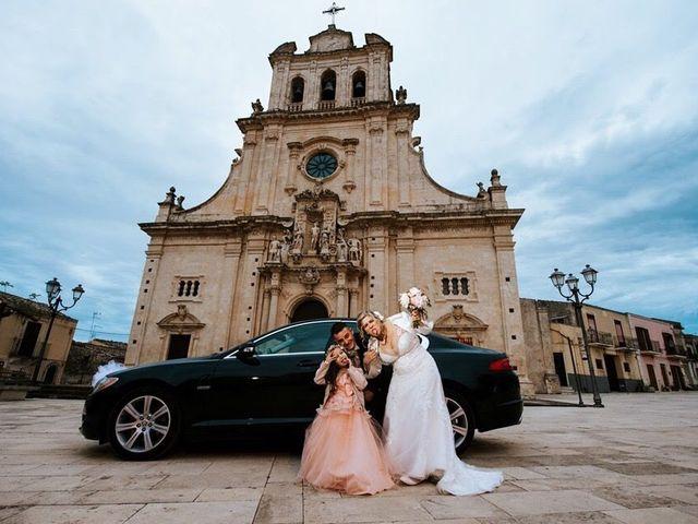 Il matrimonio di Alessio e Giuliana a Ferla, Siracusa 13