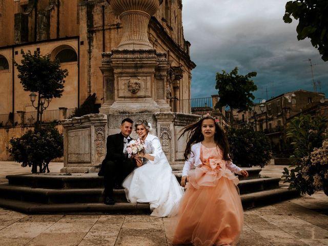 Il matrimonio di Alessio e Giuliana a Ferla, Siracusa 16