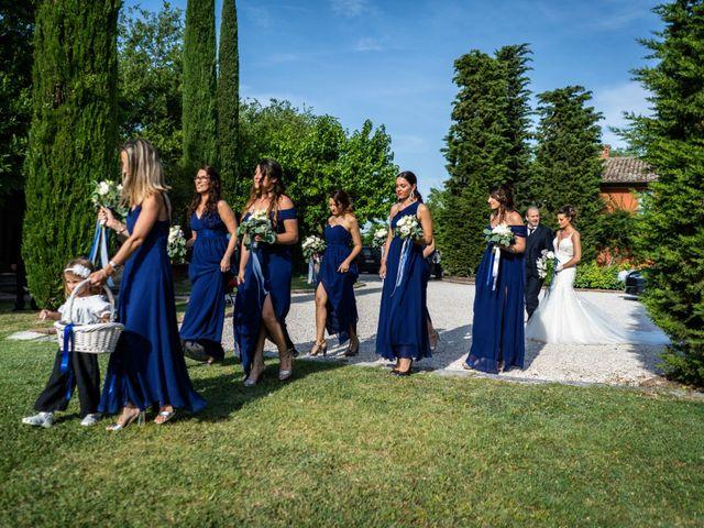 Il matrimonio di Antonio e Silvia a Pesaro, Pesaro - Urbino 20