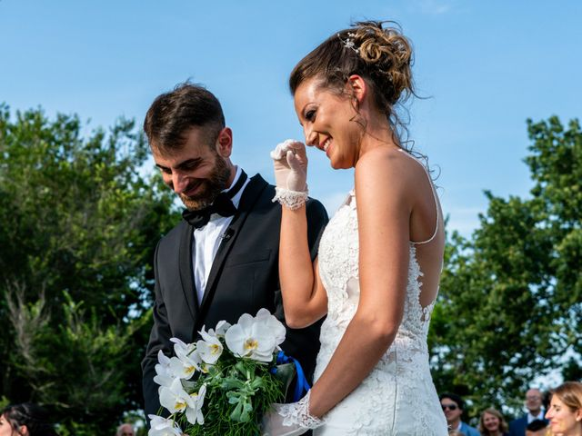 Il matrimonio di Antonio e Silvia a Pesaro, Pesaro - Urbino 23