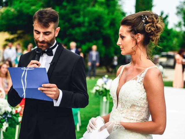 Il matrimonio di Antonio e Silvia a Pesaro, Pesaro - Urbino 25
