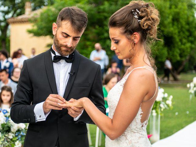 Il matrimonio di Antonio e Silvia a Pesaro, Pesaro - Urbino 29
