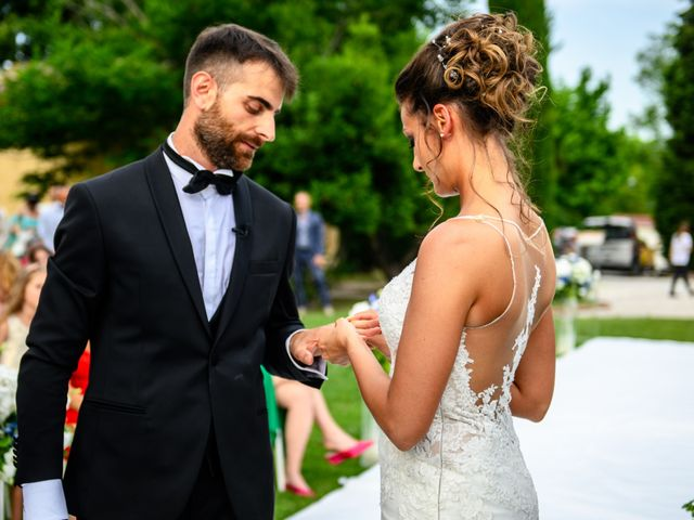 Il matrimonio di Antonio e Silvia a Pesaro, Pesaro - Urbino 30