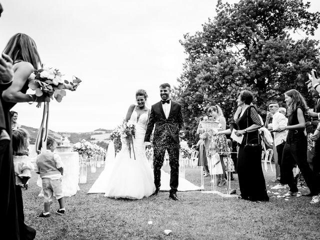 Il matrimonio di Antonio e Silvia a Pesaro, Pesaro - Urbino 33