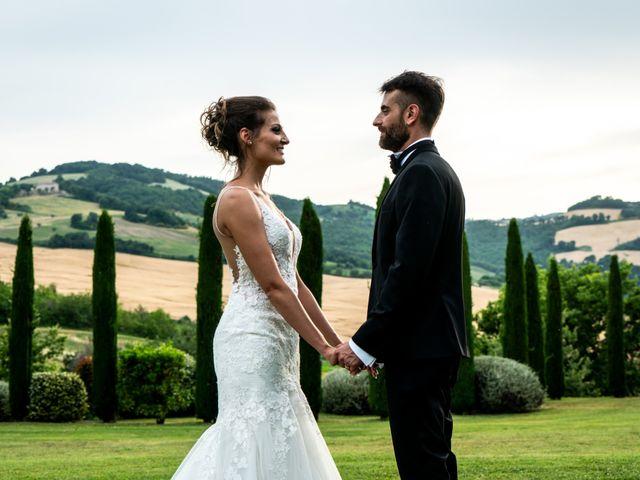 Il matrimonio di Antonio e Silvia a Pesaro, Pesaro - Urbino 35