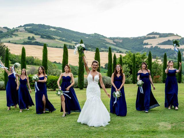 Il matrimonio di Antonio e Silvia a Pesaro, Pesaro - Urbino 37
