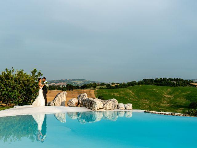 Il matrimonio di Antonio e Silvia a Pesaro, Pesaro - Urbino 43