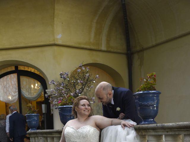 Il matrimonio di Emanuele e Valentina a Cornate d'Adda, Monza e Brianza 4