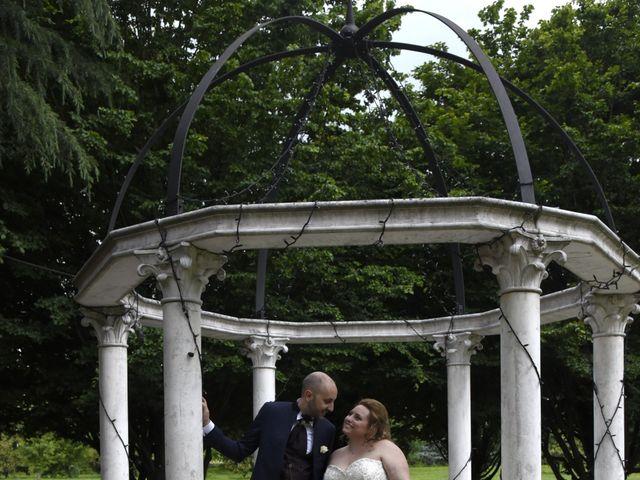 Il matrimonio di Emanuele e Valentina a Cornate d'Adda, Monza e Brianza 7
