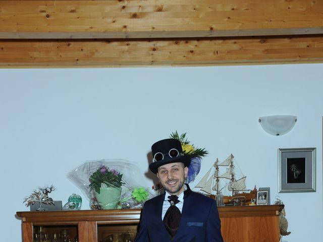 Il matrimonio di Emanuele e Valentina a Cornate d'Adda, Monza e Brianza 8