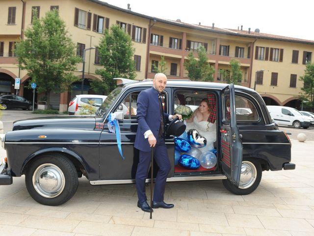 Il matrimonio di Emanuele e Valentina a Cornate d'Adda, Monza e Brianza 1