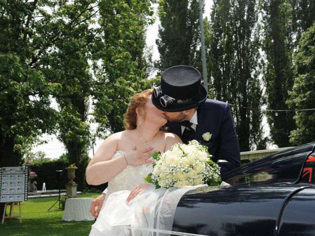 Il matrimonio di Emanuele e Valentina a Cornate d'Adda, Monza e Brianza 2