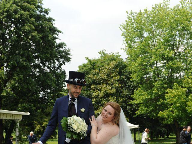 Il matrimonio di Emanuele e Valentina a Cornate d'Adda, Monza e Brianza 14