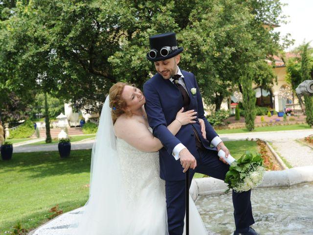 Il matrimonio di Emanuele e Valentina a Cornate d'Adda, Monza e Brianza 15