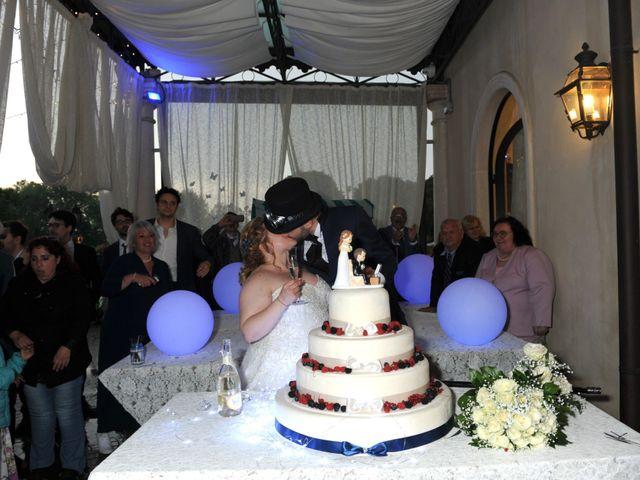 Il matrimonio di Emanuele e Valentina a Cornate d'Adda, Monza e Brianza 17