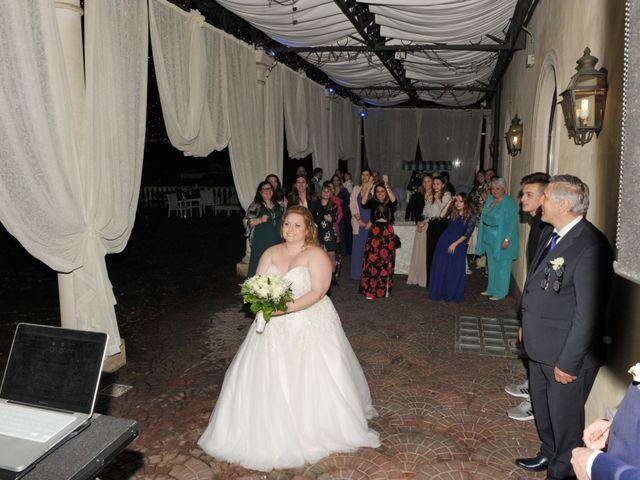 Il matrimonio di Emanuele e Valentina a Cornate d'Adda, Monza e Brianza 21
