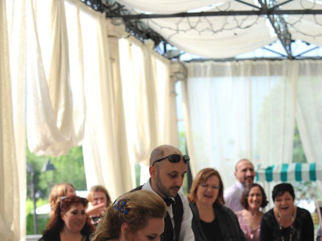Il matrimonio di Emanuele e Valentina a Cornate d'Adda, Monza e Brianza 26