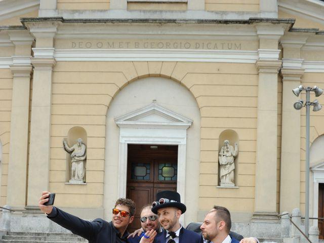 Il matrimonio di Emanuele e Valentina a Cornate d'Adda, Monza e Brianza 27