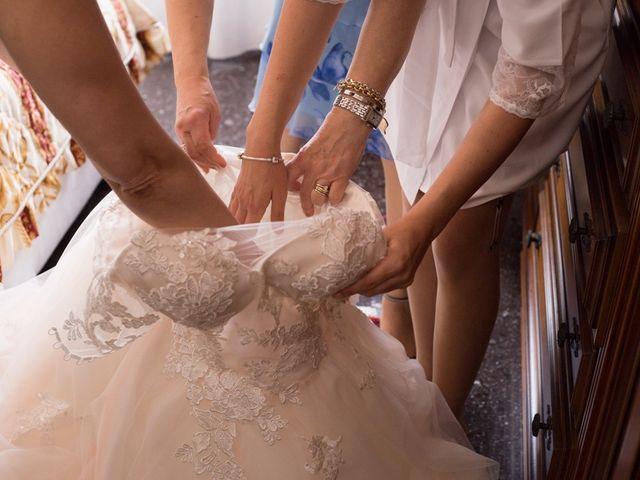 Il matrimonio di Diego e Silvia a Albisola Superiore, Savona 6