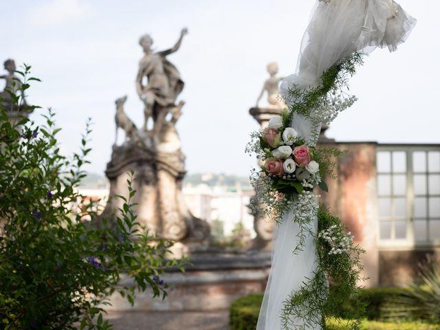 Il matrimonio di Diego e Silvia a Albisola Superiore, Savona 13