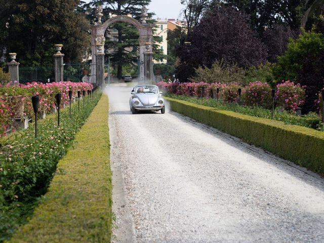 Il matrimonio di Diego e Silvia a Albisola Superiore, Savona 15