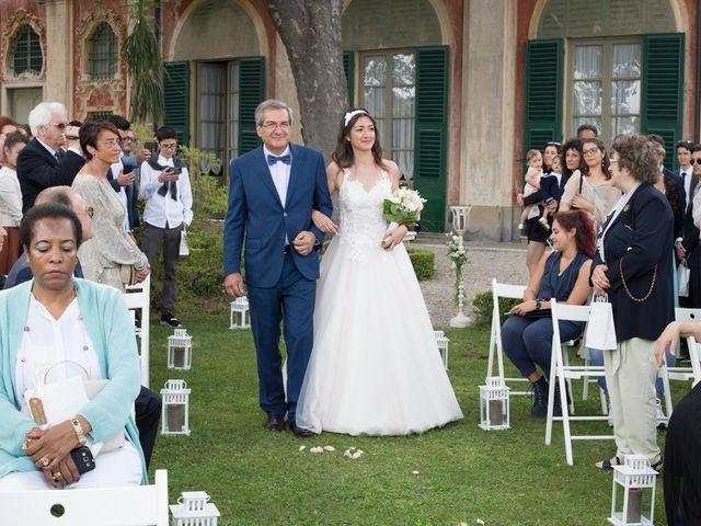 Il matrimonio di Diego e Silvia a Albisola Superiore, Savona 20