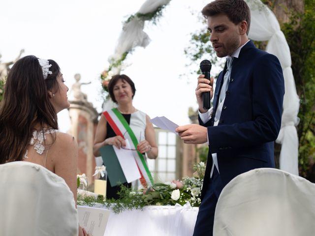 Il matrimonio di Diego e Silvia a Albisola Superiore, Savona 23