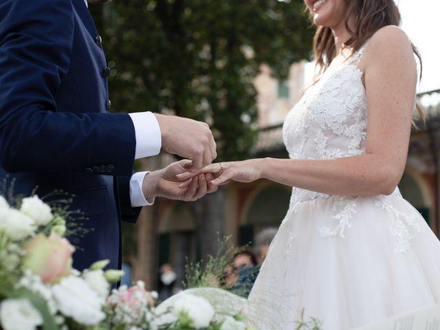 Il matrimonio di Diego e Silvia a Albisola Superiore, Savona 25