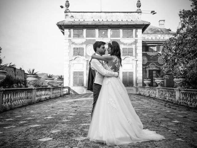 Il matrimonio di Diego e Silvia a Albisola Superiore, Savona 1