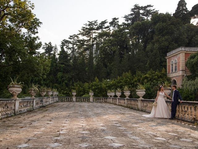 Il matrimonio di Diego e Silvia a Albisola Superiore, Savona 40