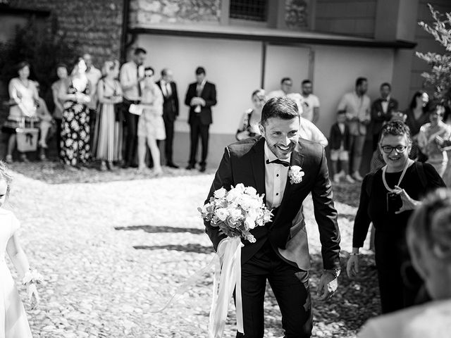 Il matrimonio di Marco e Michela a Albino, Bergamo 7