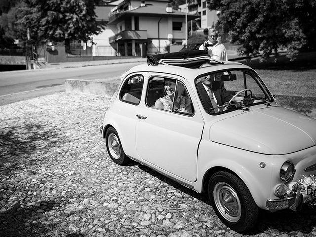 Il matrimonio di Marco e Michela a Albino, Bergamo 8
