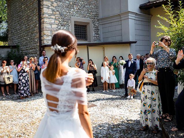 Il matrimonio di Marco e Michela a Albino, Bergamo 9