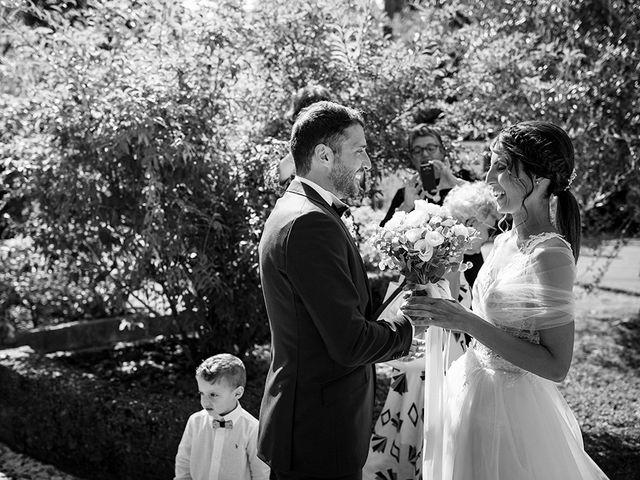 Il matrimonio di Marco e Michela a Albino, Bergamo 10