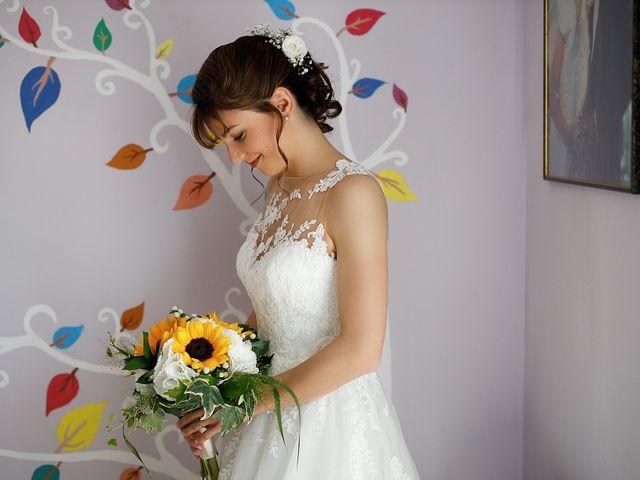 Il matrimonio di Aldo e Veronica a Ragogna, Udine 5