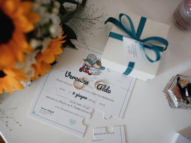 Il matrimonio di Aldo e Veronica a Ragogna, Udine 8
