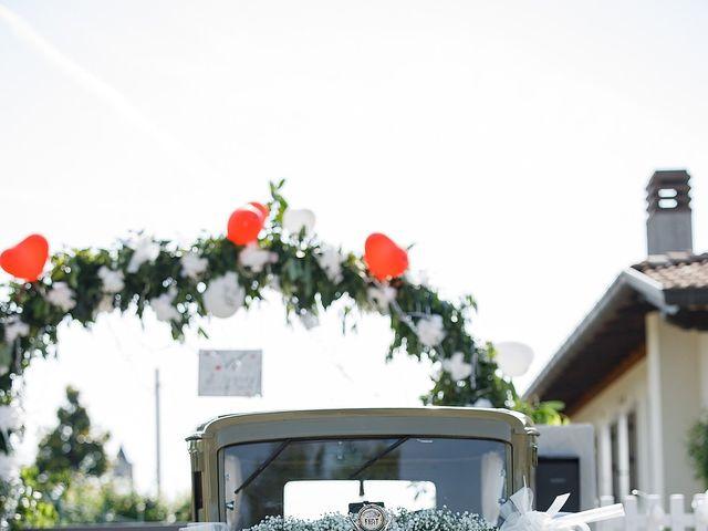 Il matrimonio di Aldo e Veronica a Ragogna, Udine 9