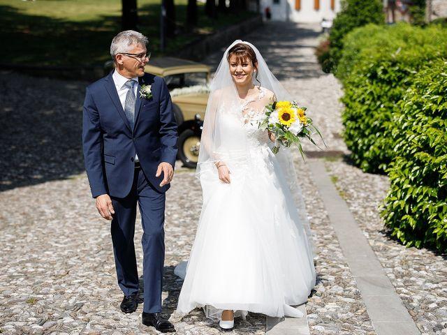 Il matrimonio di Aldo e Veronica a Ragogna, Udine 12