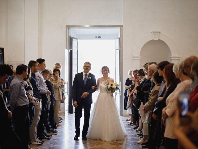 Il matrimonio di Aldo e Veronica a Ragogna, Udine 13