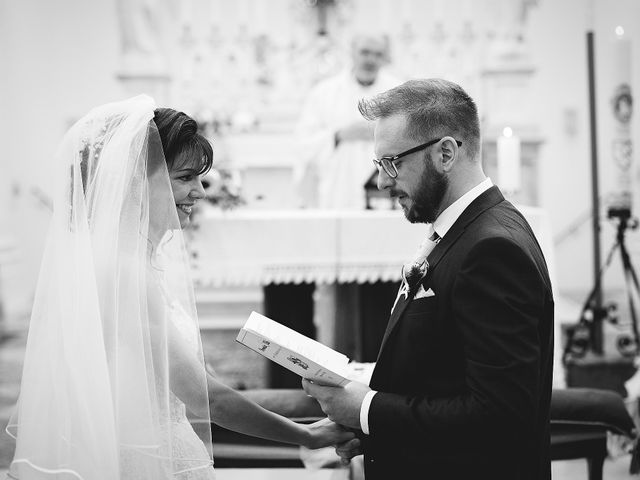 Il matrimonio di Aldo e Veronica a Ragogna, Udine 15