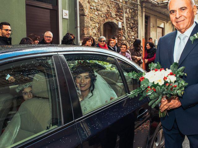 Il matrimonio di Lillo e Rossella a Santa Lucia del Mela, Messina 5
